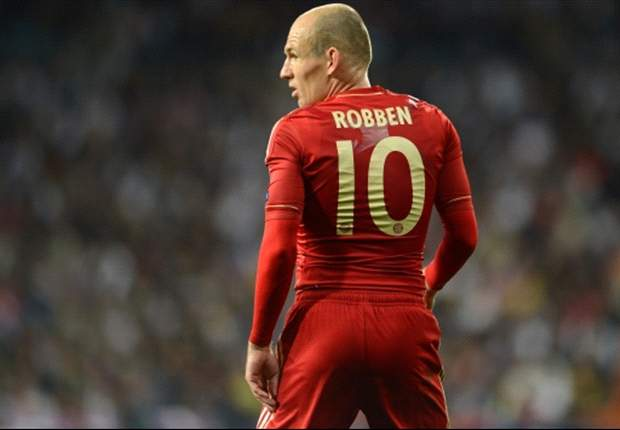 Robben: The Champions League is the greatest thing a player can win