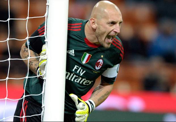 Abbiati: My arm still hurts from Hulk's shot