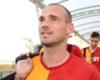 Wesley Sneijder, tarihe geçmeye hazırlanıyor