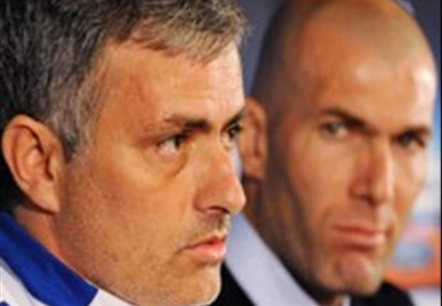 Zidane: I have no problem with Mourinho