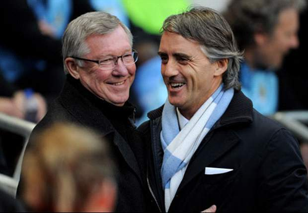 ANG, Man City - Mancini lance le derby