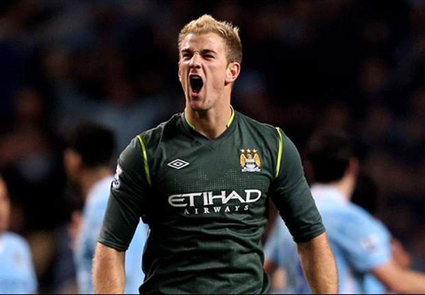 Hart hails 'vibe' of Manchester City fans during derby