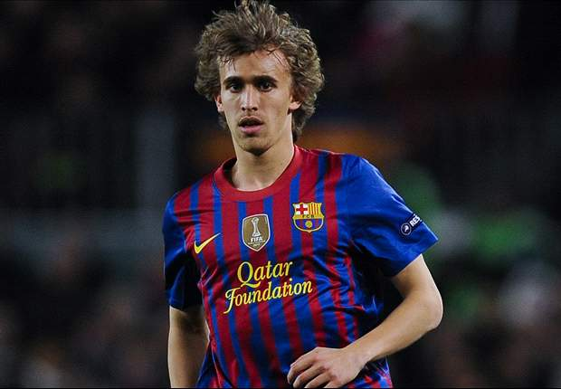 Barcelona youngster Muniesa ruled out for six months after undergoing knee surgery