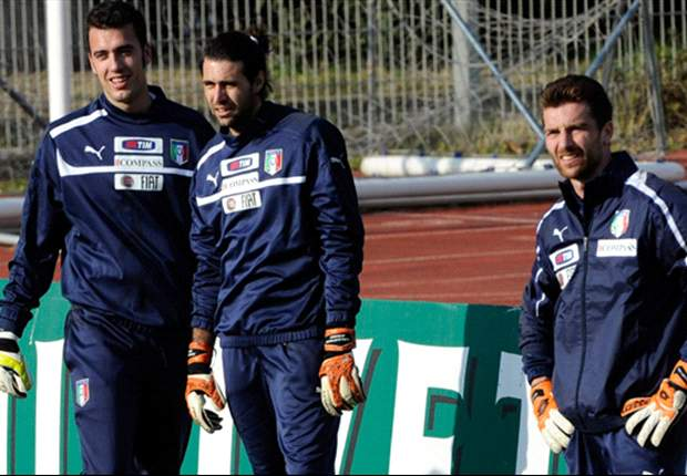 Sirigu: I don't know how we can beat Spain
