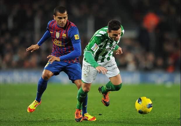 Rubén Castro, Beñat y las armas con las que el Betis puede ganar al Barcelona