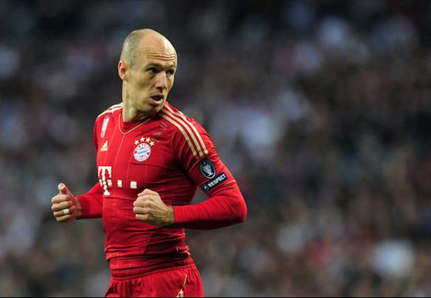 Robben: We've already beaten Madrid and Chelsea are next