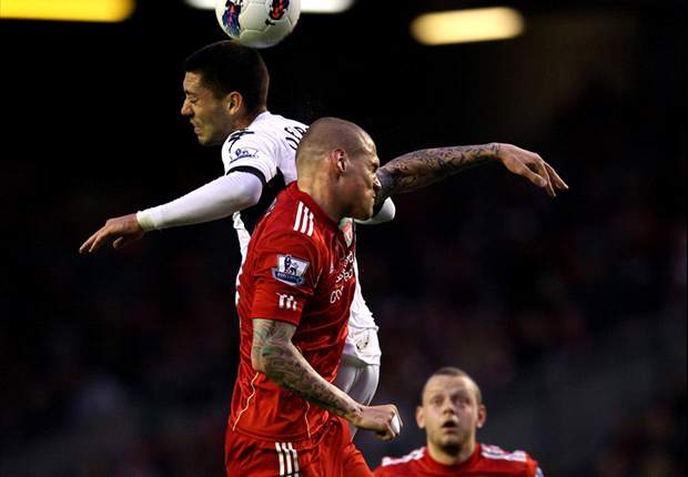 Gol Bunuh Diri Martin Skrtel Lumpuhkan Liverpool