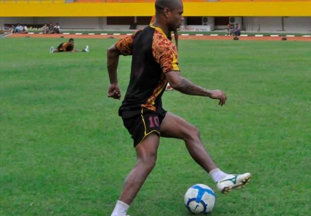 Hilton Moreira Ditolak, Pemain Asing Sriwijaya FC Belum Datang