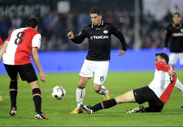 Feyenoord kan CL-voorronde al proeven na 4-1 zege