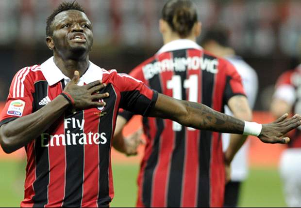 Muntari plotting Milan revenge against Juventus