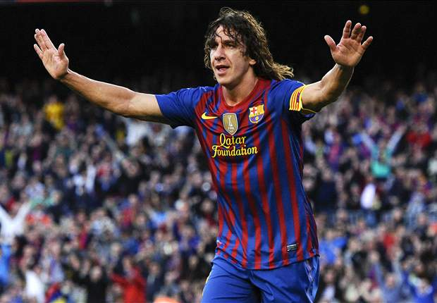 Puyol: Busquets is the best midfielder in the world