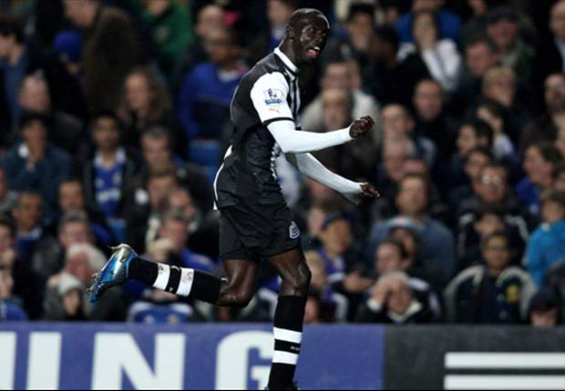 Newcastle boss Pardew ecstatic with 'astonishing' Cisse in Chelsea victory