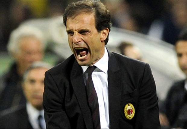 Allegri: Milan are at year zero after mass exodus