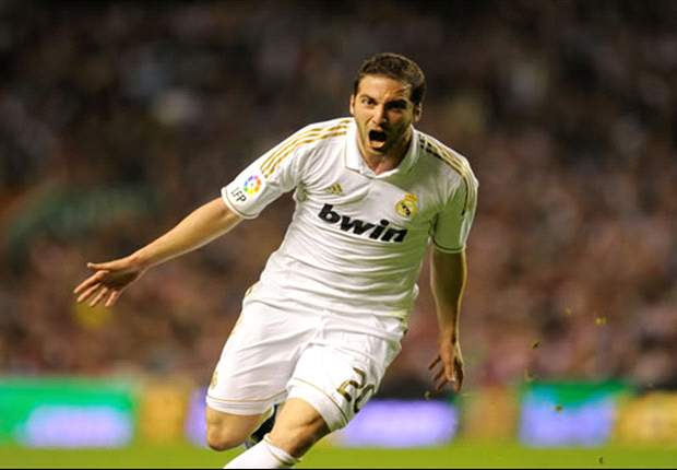 Pardeza hopes Higuain will stay at Real Madrid
