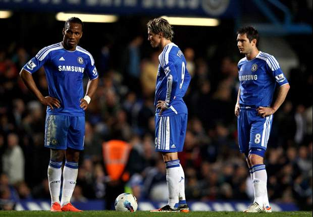 Di Matteo considers pairing Drogba and Torres for Champions League final