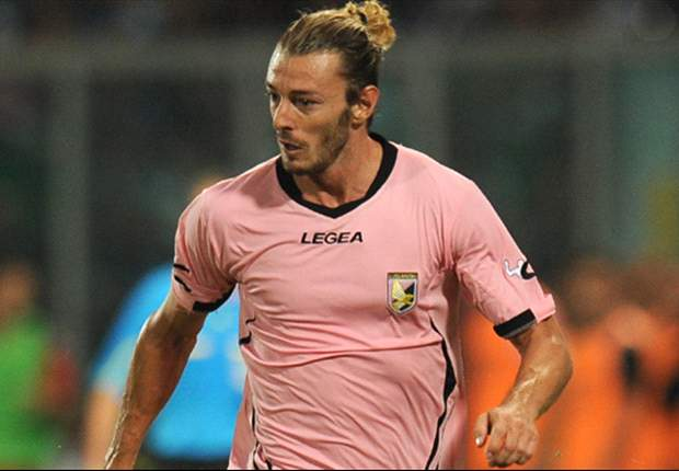 Sannino: Balzaretti wants to stay at Palermo