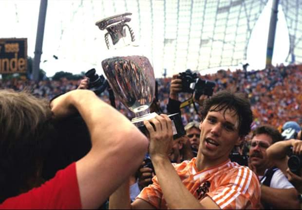 Euro 1988 Legends: Marco van Basten, Netherlands