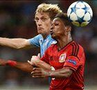 REPORT: Leverkusen 3-0 Lazio (agg 3-1)