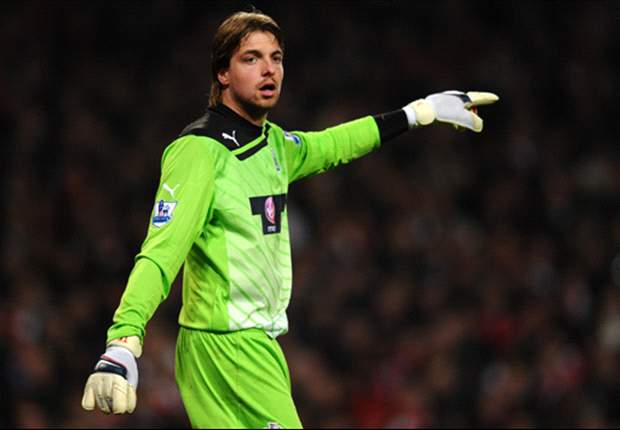 Krul withdraws from Netherlands squad