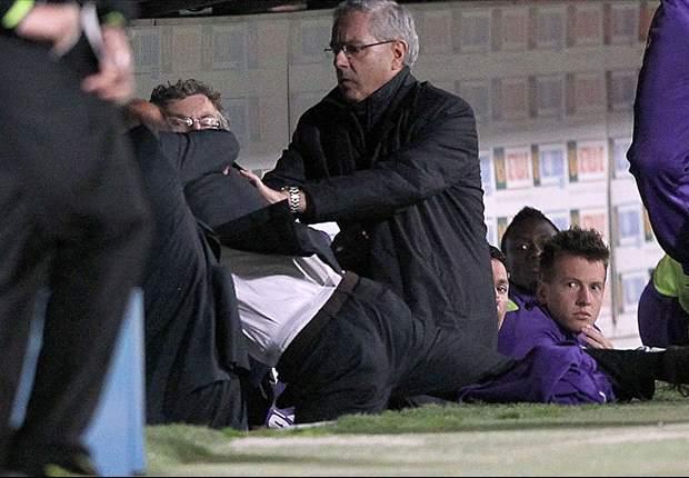 Fiorentina's Behrami: Rossi lied about Ljajic attack