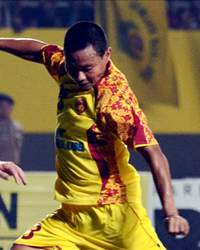 Muhammad Ridwan, Indonesia International