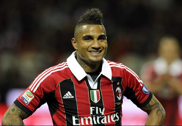 AC Milan's Kevin-Prince Boateng eyes more goals despite starting the season poorly