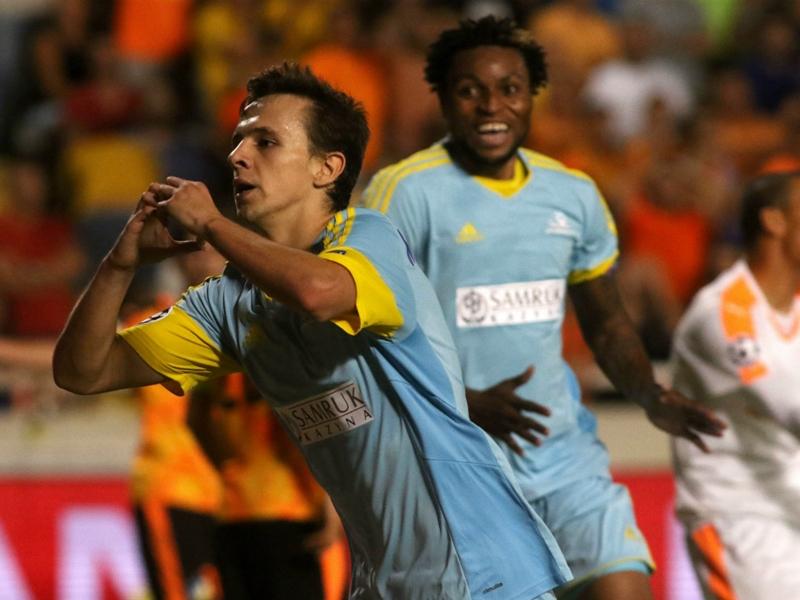 Sukacita Kazakhstan Kirim Wakil Pertama Ke Fase Grup Liga Champions