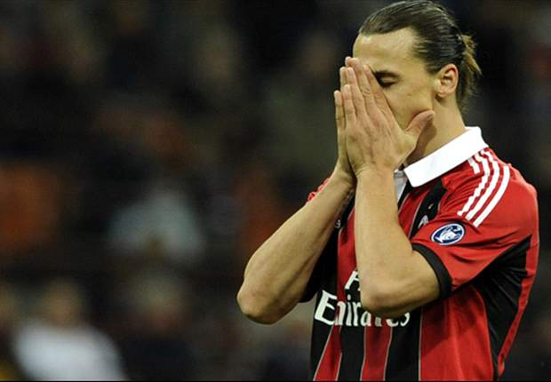 AC Milan's season has been one big failure, claims Ibrahimovic