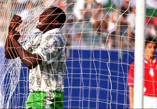 Nigeria's first-ever World Cup goal & Rashidi Yekini's five most memorable moments