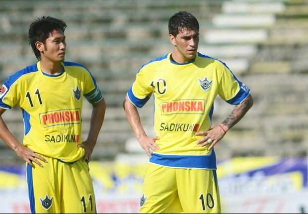 Gresik United Minus Gustavo Chena & Matsunaga Shohei