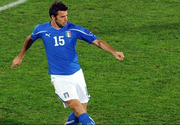 Barzagli: Italy can score three goals against Republic of Ireland