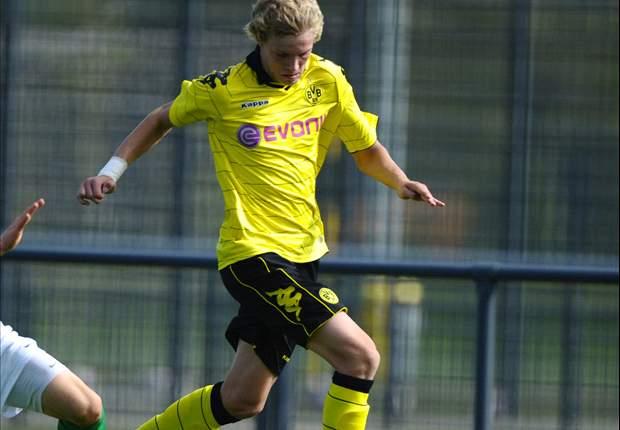 Marvin Ducksch brach den Auswärtsbann der Dortmunder
