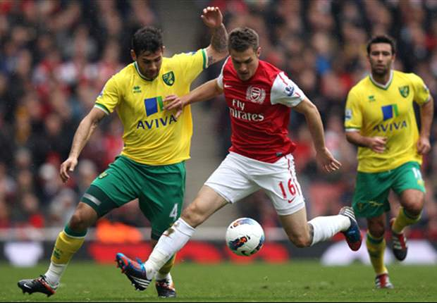 Arsenal 3-3 Norwich: Morison hits dramatic late equalizer as Gunners see Champions League hopes slip out of their hands
