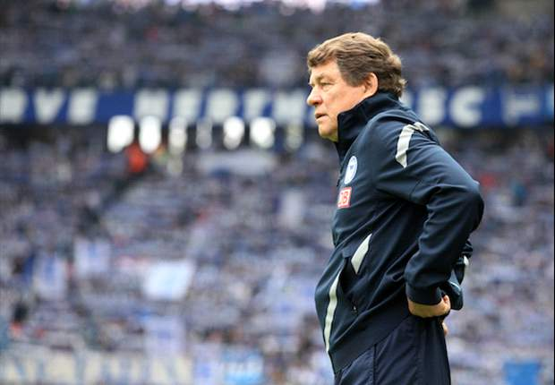 Aus und vorbei: Rehhagel beendet das Kapitel Hertha BSC