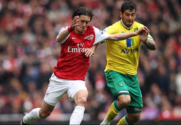 Arsenal's Rosicky eager for more first team opportunities