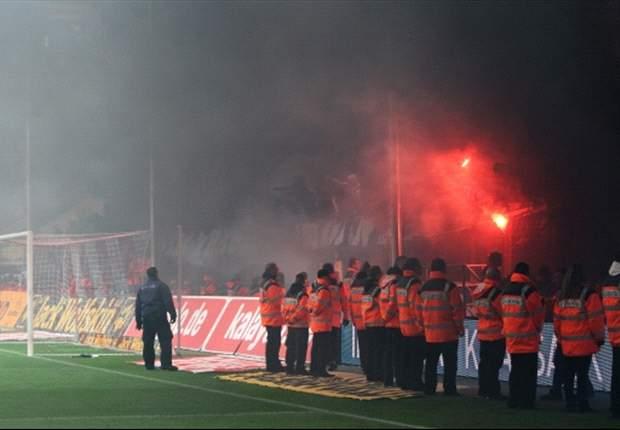 Die Gewalt im und rund um den Fußball muss ein Ende haben!