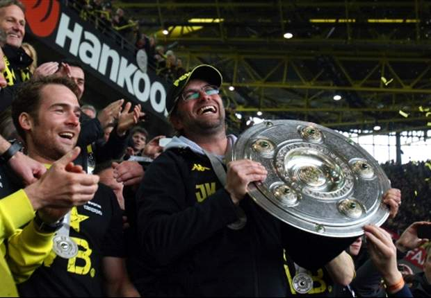 Zorc: Dortmund's success is down to Klopp