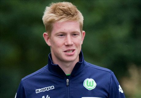 Official: Man City sign De Bruyne