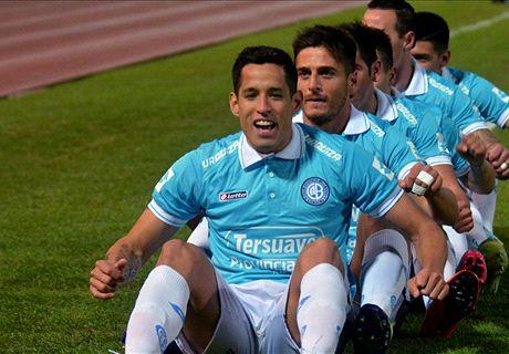 EN VIVO: Belgrano 0-0 Olimpo