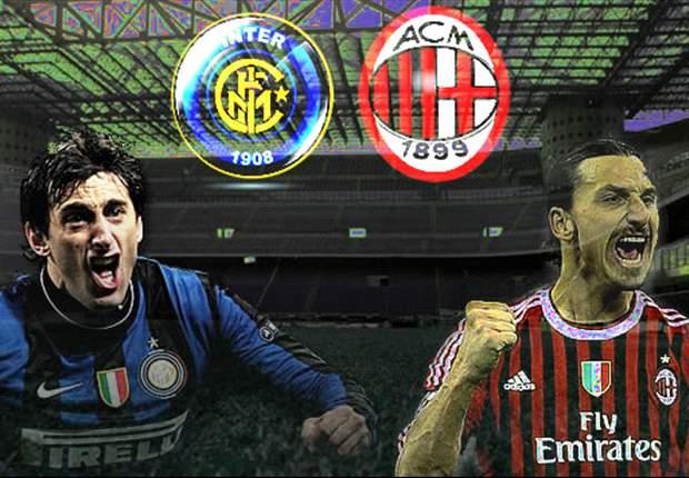 Mailand gegen Mailand - Beendet Inter die Träume des Titelverteidigers?