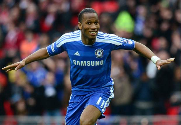 Chelsea striker Drogba closes in on Shanghai Shenhua switch - report