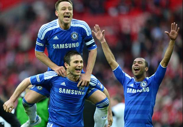 Terry calls on Chelsea to retire No.8 shirt in honour of Lampard