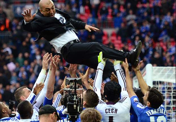 The rise of Roberto Di Matteo