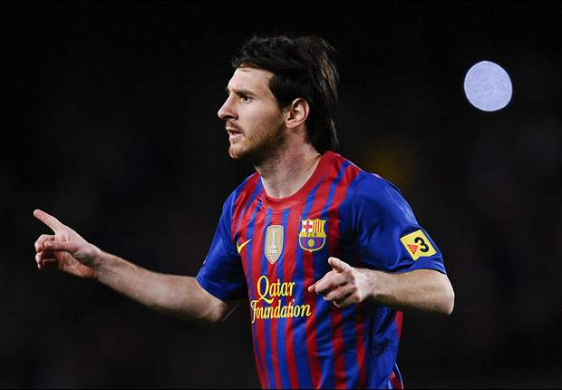 Messi breaks record for most goals scored in a single European league season