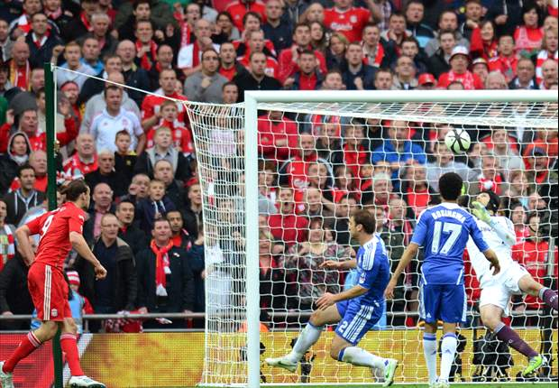 Liverpool striker Carroll adamant disallowed FA Cup final goal should have stood against Chelsea