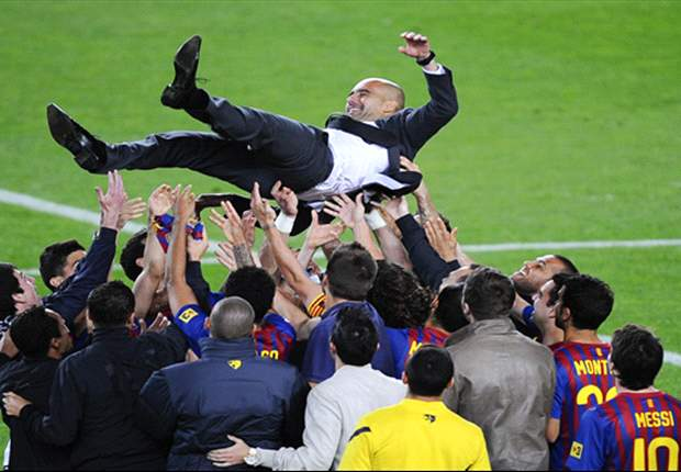 Guardiola wanted to sell Fabregas, Pique, Villa & Dani Alves
