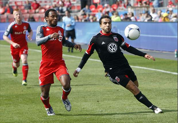 Toronto FC 0-2 D.C. United: Pontius and Salihi down TFC