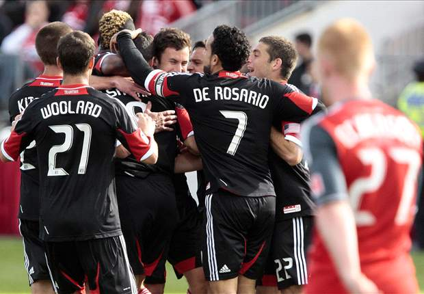 MLS Betting: Toronto FC vs. D.C. United