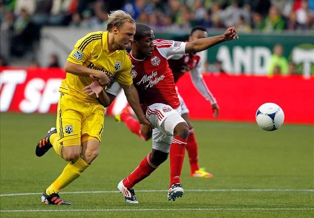 Portland Timbers 0-0 Columbus Crew: Scoreless stalemate