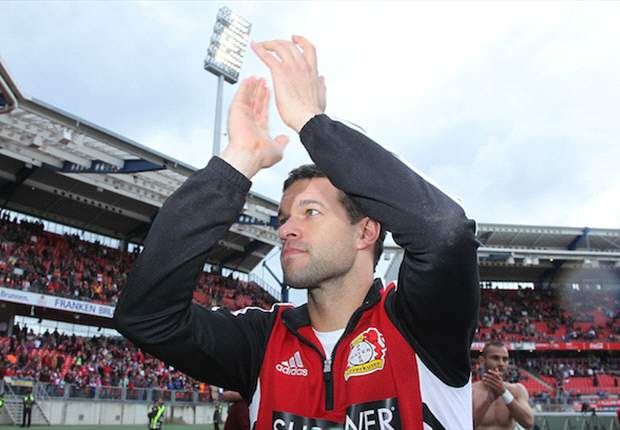 Michael Ballack is the best free transfer available, according to Goal readers